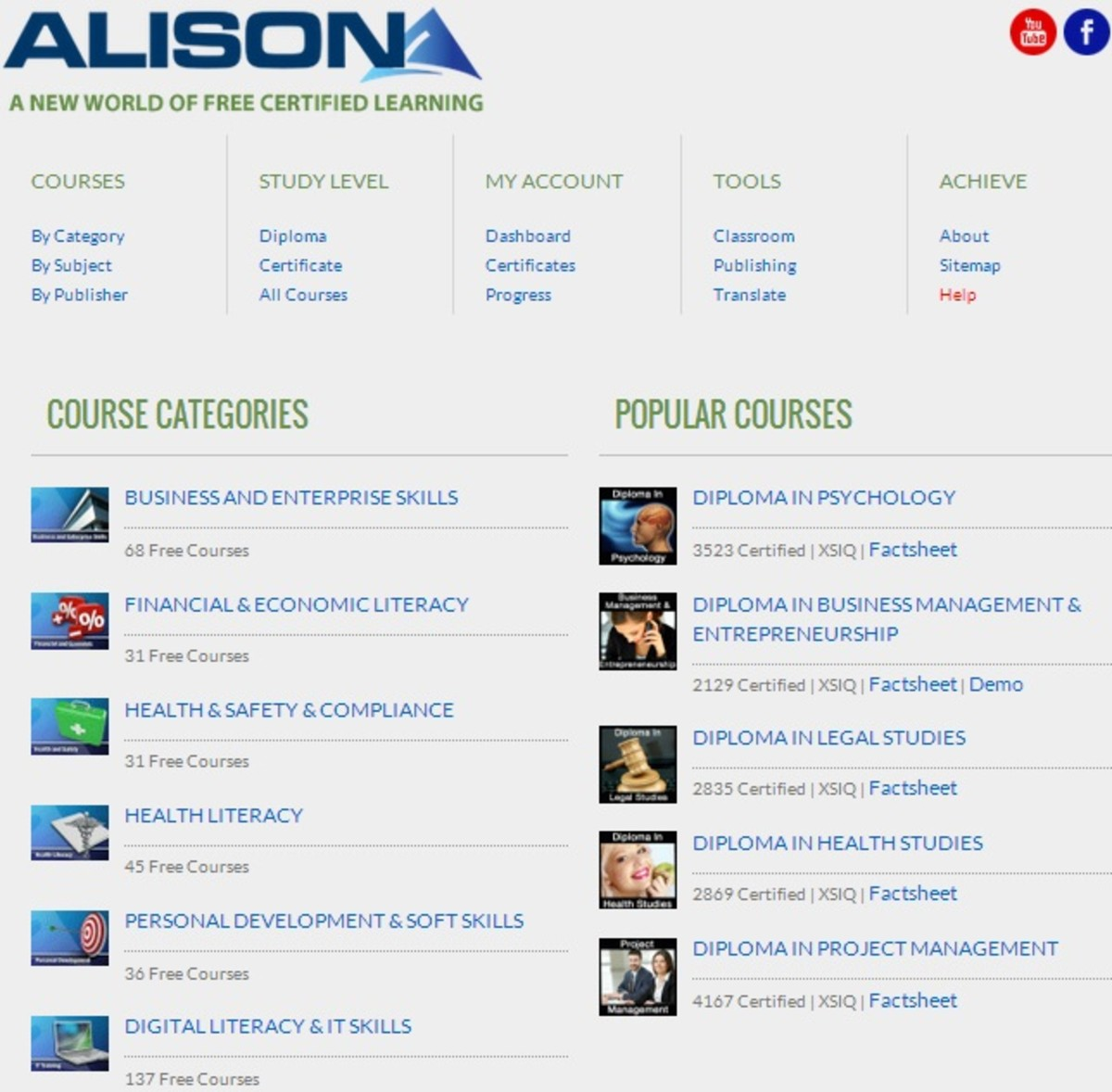 Free Online Courses That Give Certificates Upon Completion