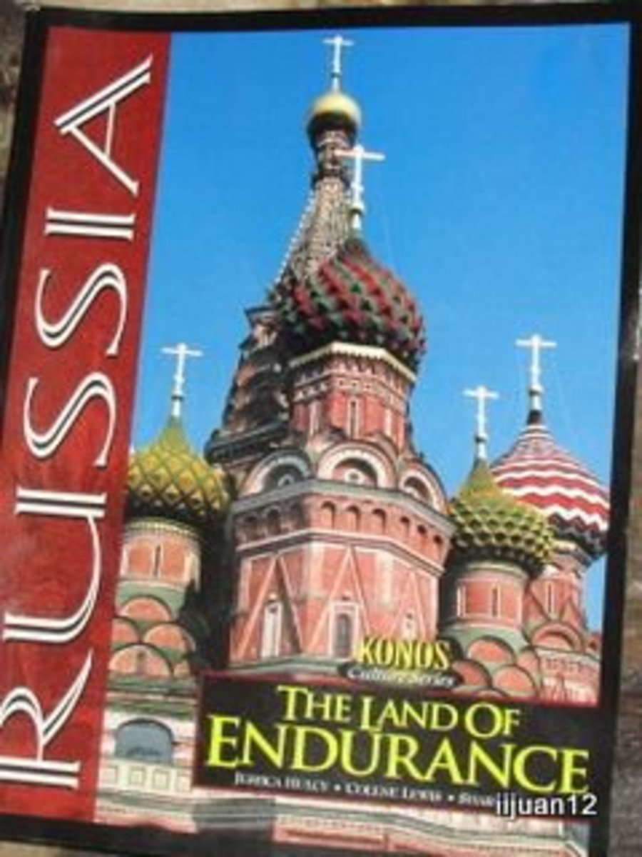 Russia: Land of Endurance