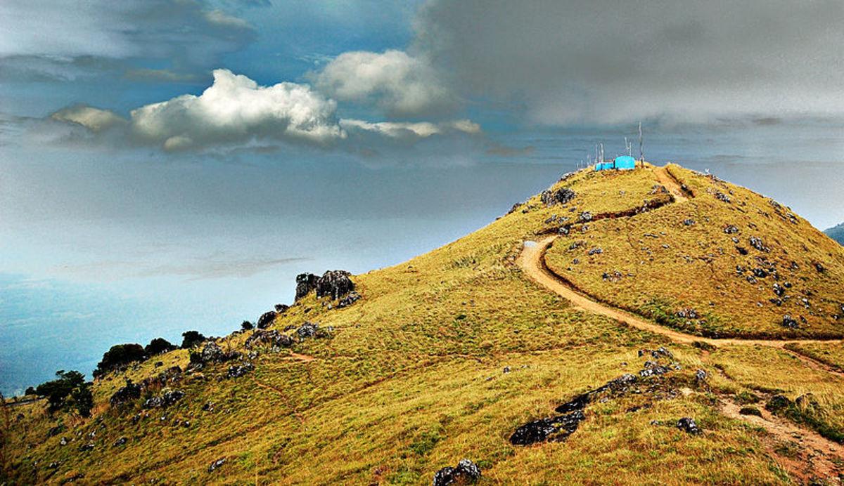 Ponmudi Hills, Trivandrum