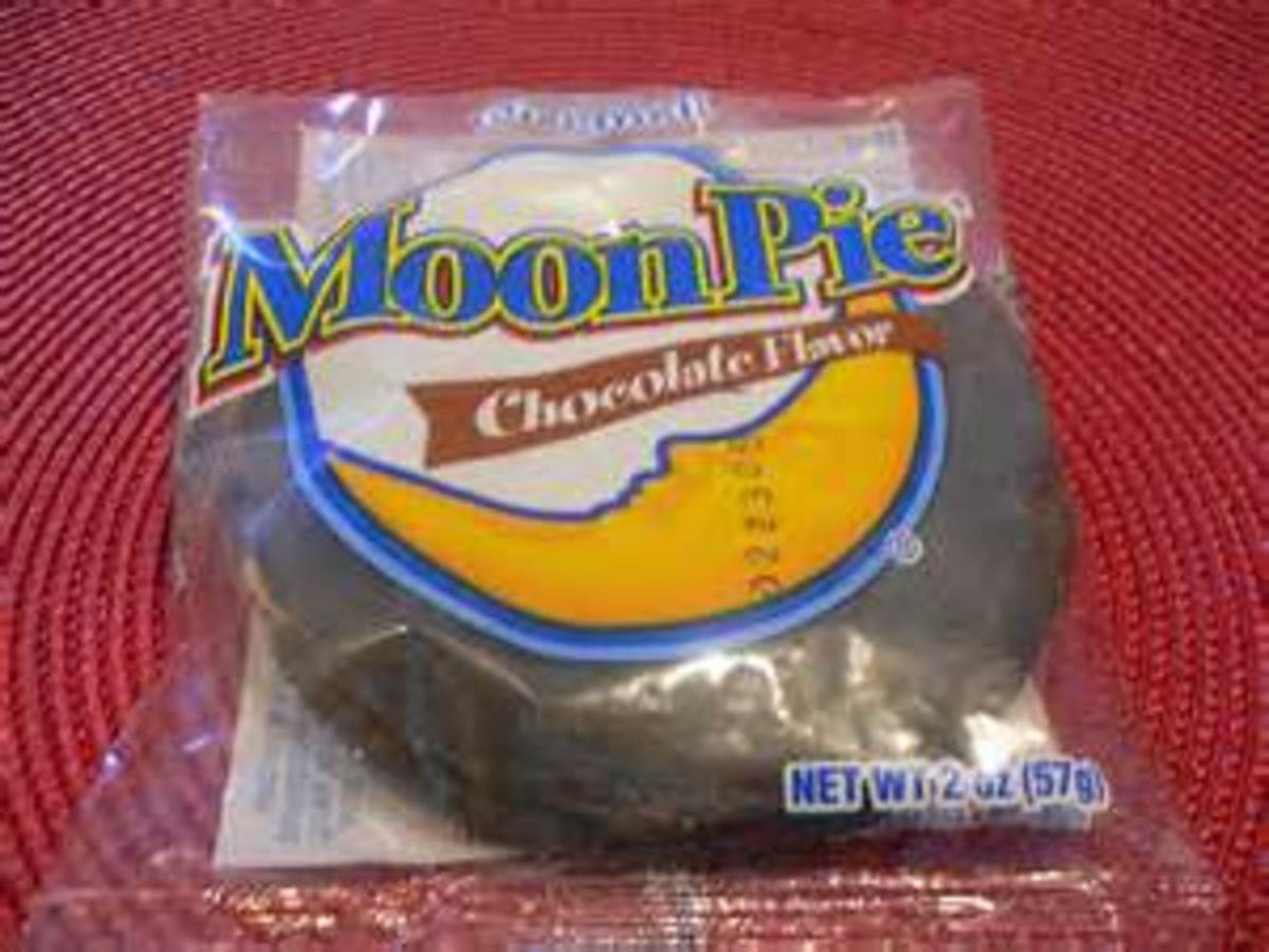 Get 'em by the Case at the Moon Pie General Store!