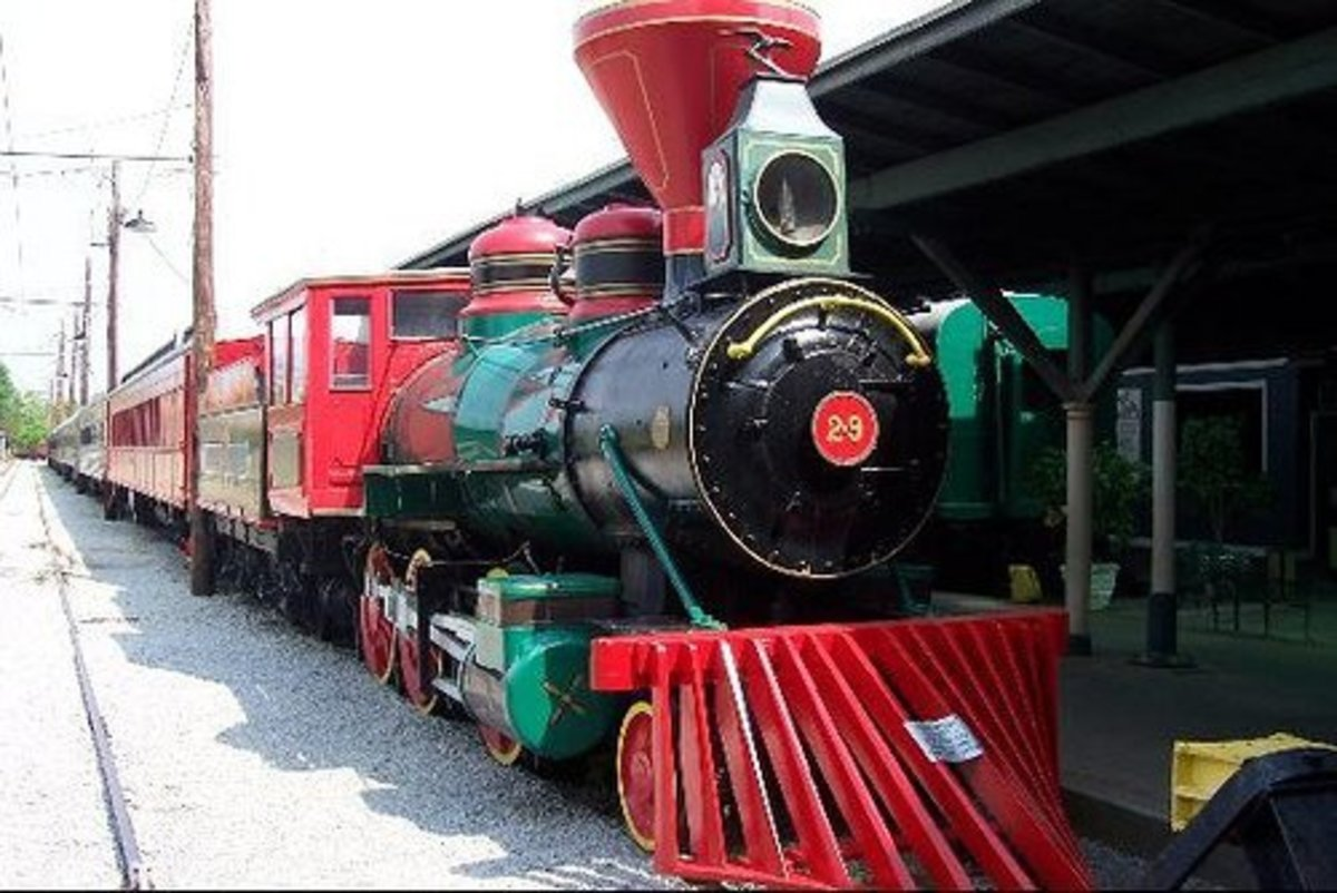 The Chattanooga Choo Choo