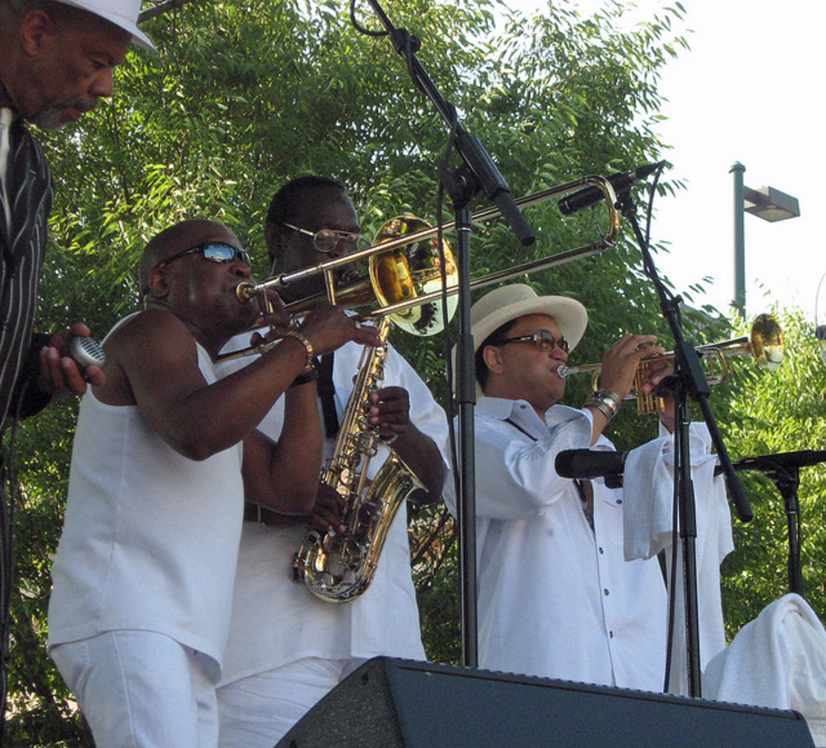 Bessie Smith Strut, Deacon Blues & Holy Smoke