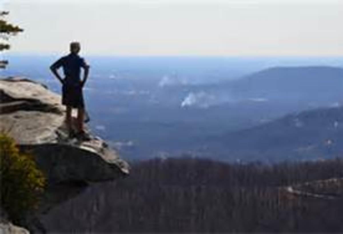 High Atop Lookout Mountain