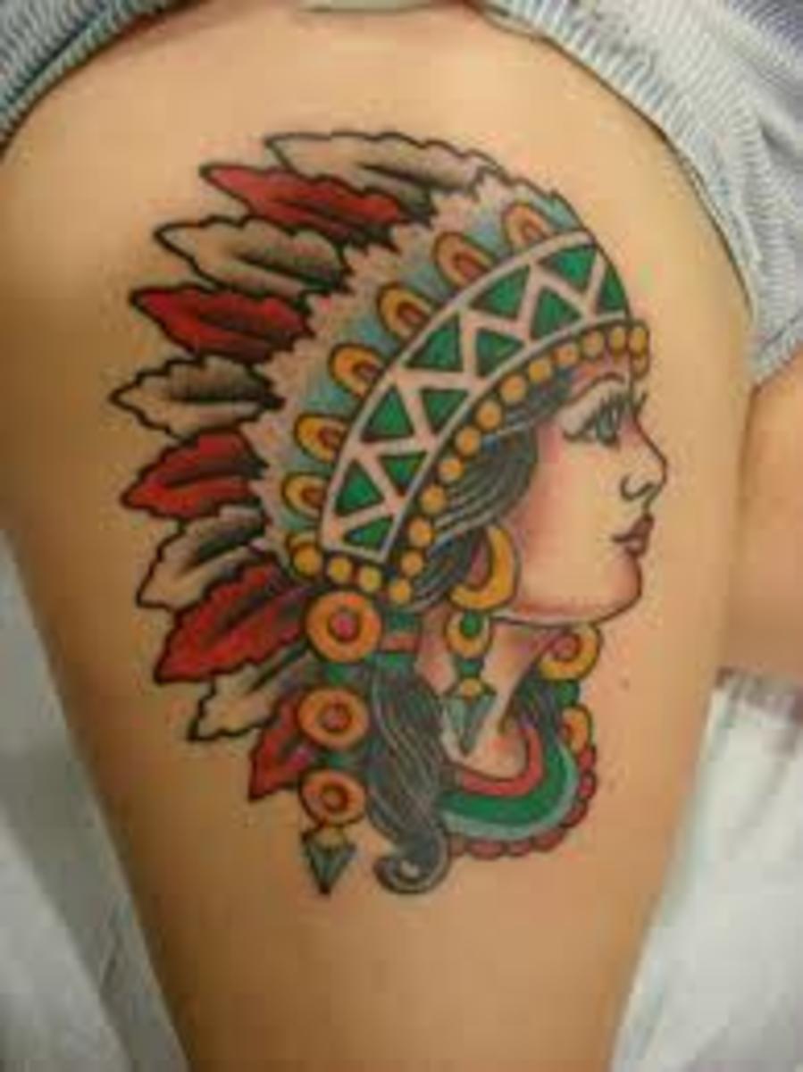 native-indian-tattoo-designs-indian-headdress-tattoos-designs-ideas