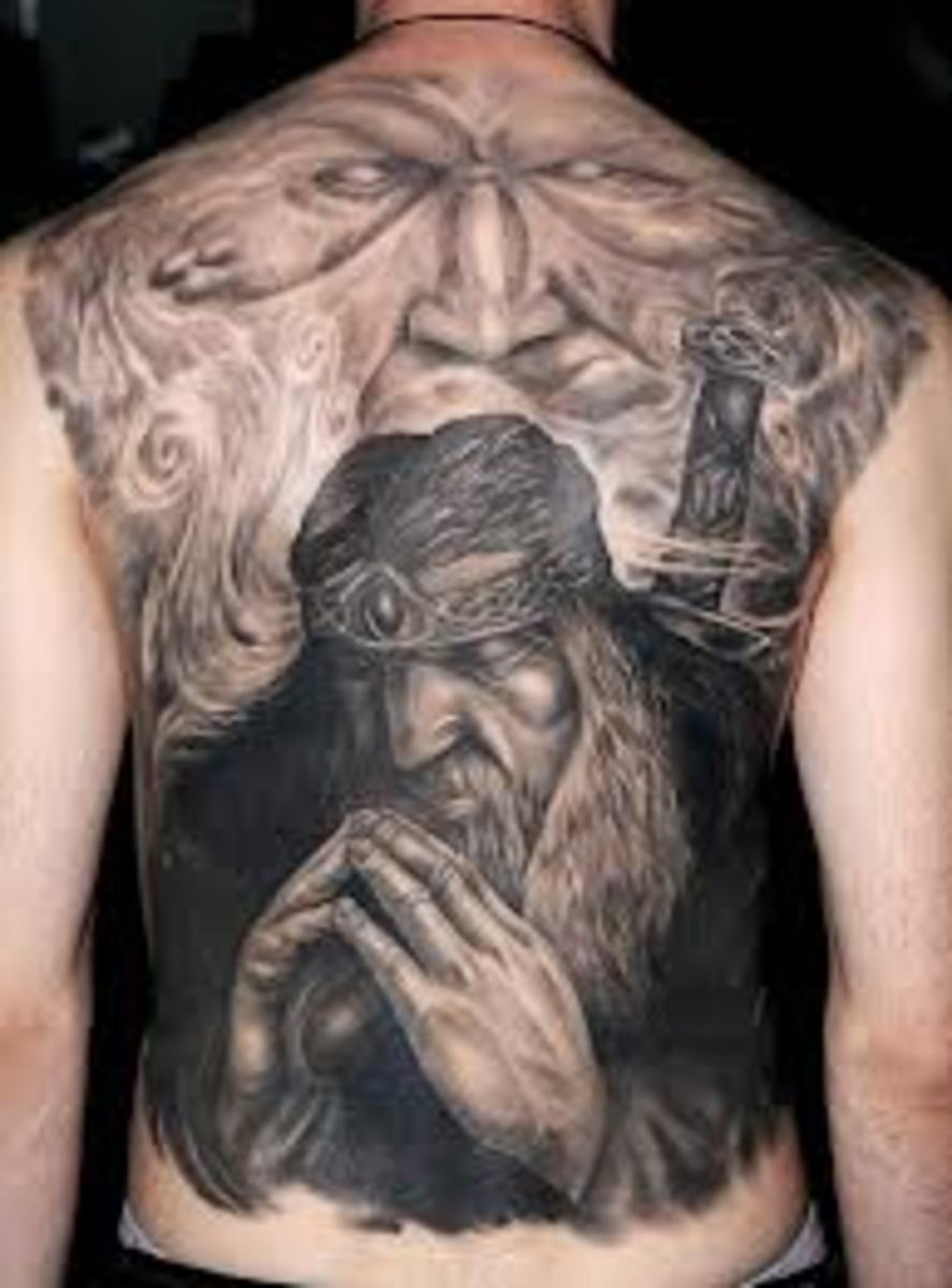Viking tattoo designs and ideas viking tattoo meanings and for Did vikings have tattoos