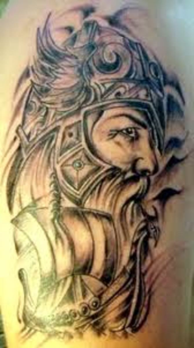 Viking Tattoo Designs And Ideas-Viking Tattoo Meanings And ...