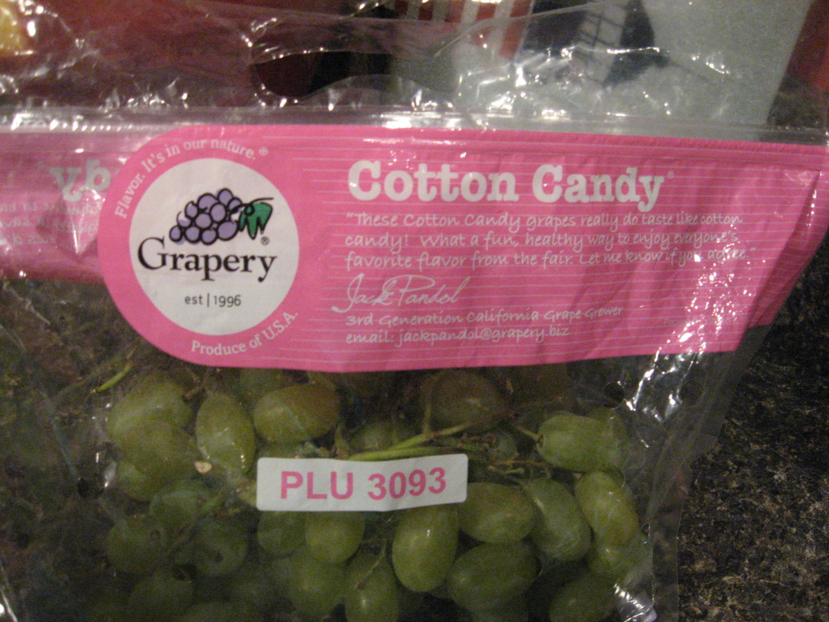 Grapes - Discover This New Variety!