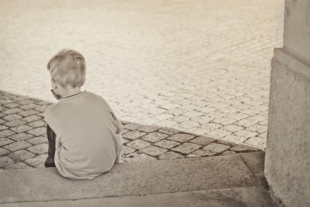 Children respond to criticism differently.