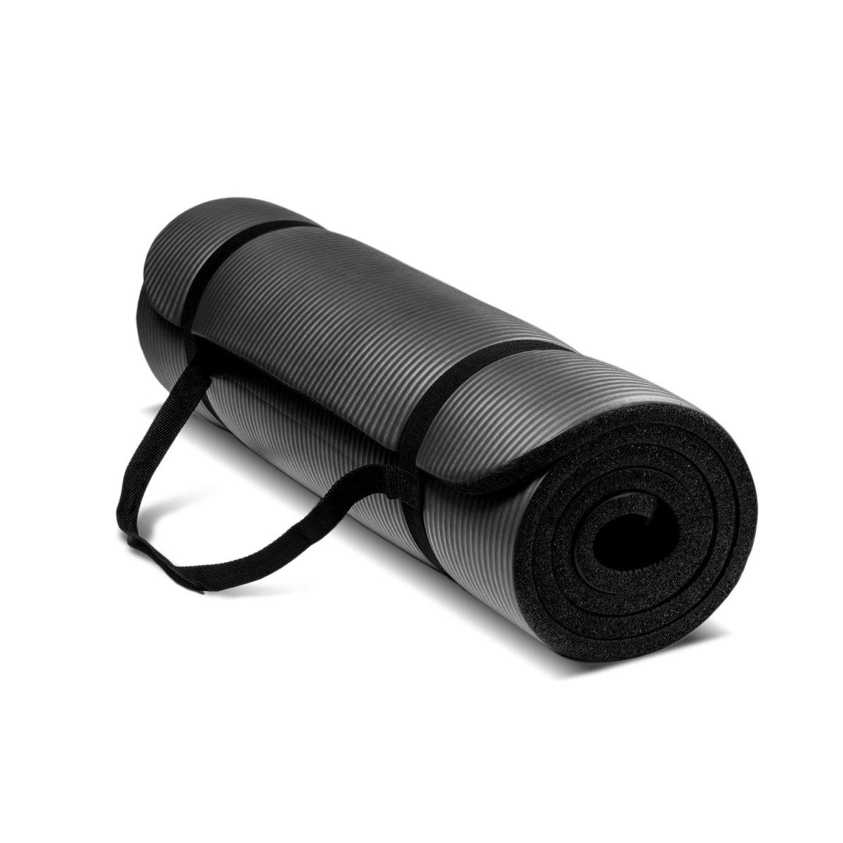 HemingWeigh Extra Thick Foam Exercise Mat