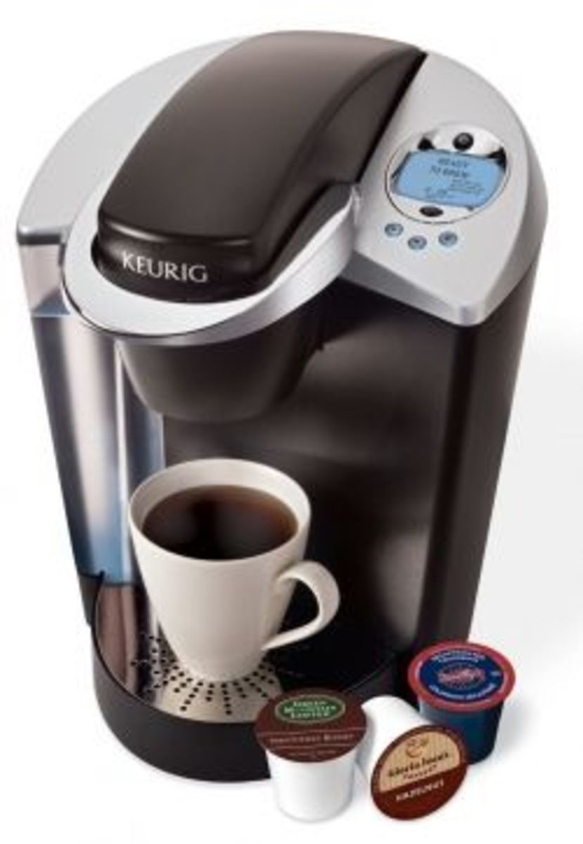Keurig vs Flavia Coffee Makers