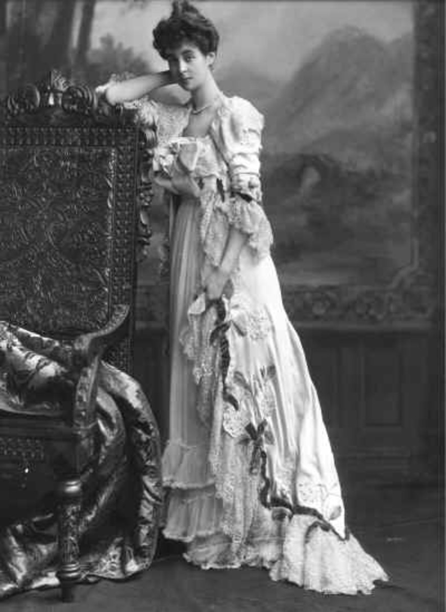 Consuelo Vanderbilt had the most lavish wedding when she married the 9th Duke of Marlborough