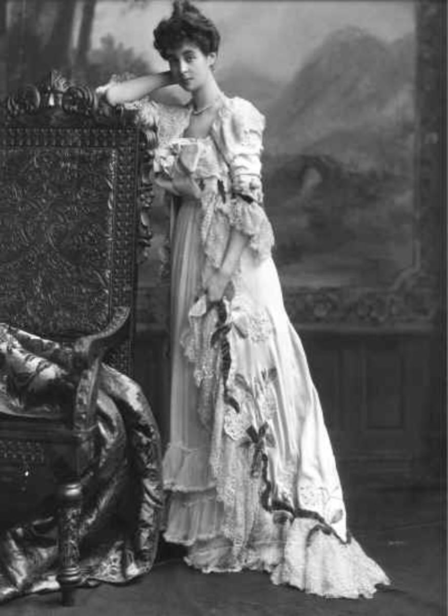 Consuelo Vanderbilt had the most lavish wedding when she married the 9th Duke of Marlborough