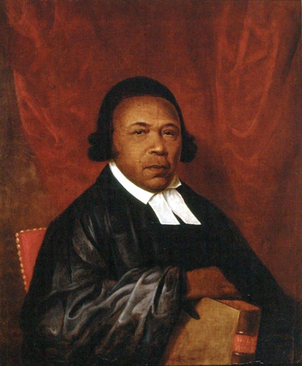 Ordained minister: Absalom-Jones Peale, first African American priest in the Episcopal denomination