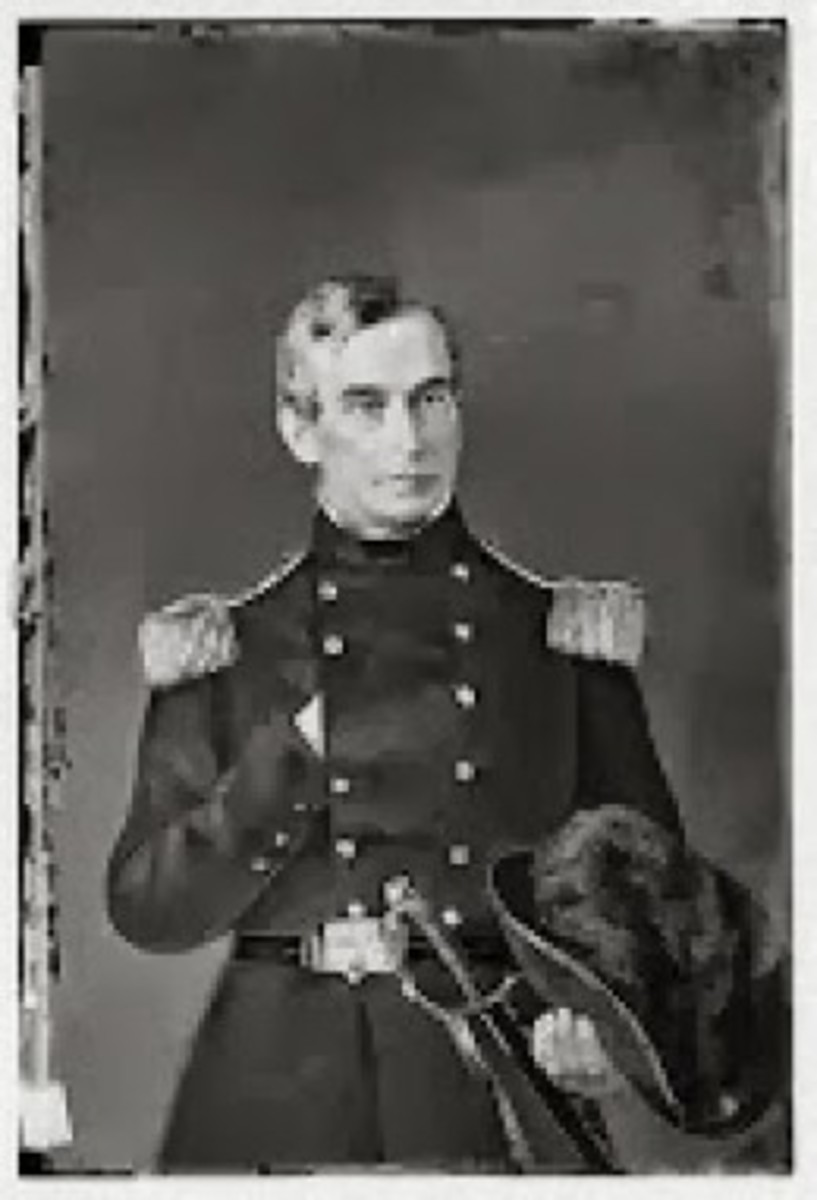 Major Robert Anderson