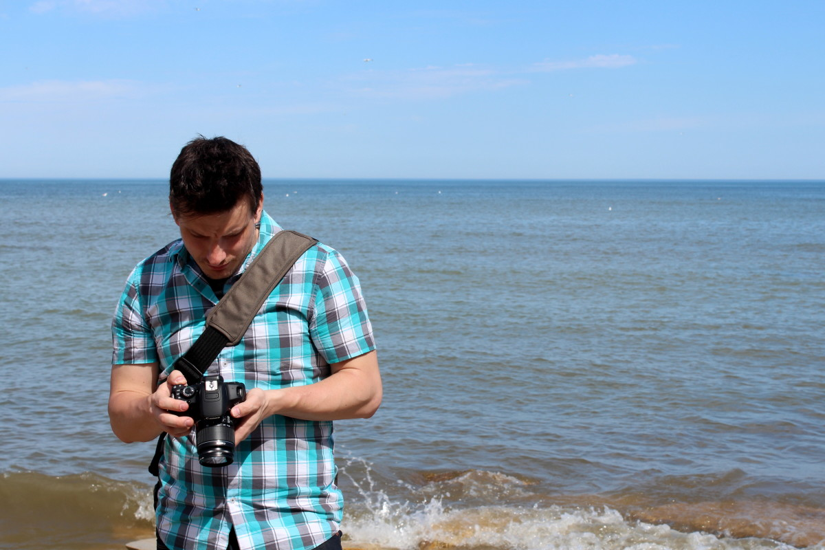I've gotten some great ideas for photo locations from fellow Milwaukee photographers.