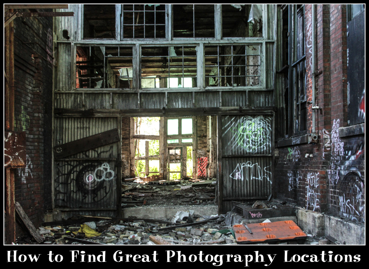 How to Find Great Photography Locations