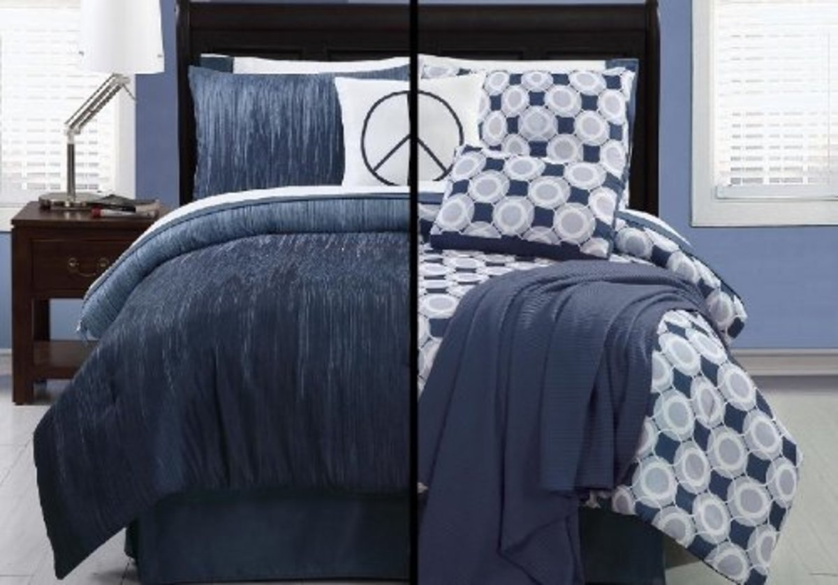 See LINK BELOW for this bedding set