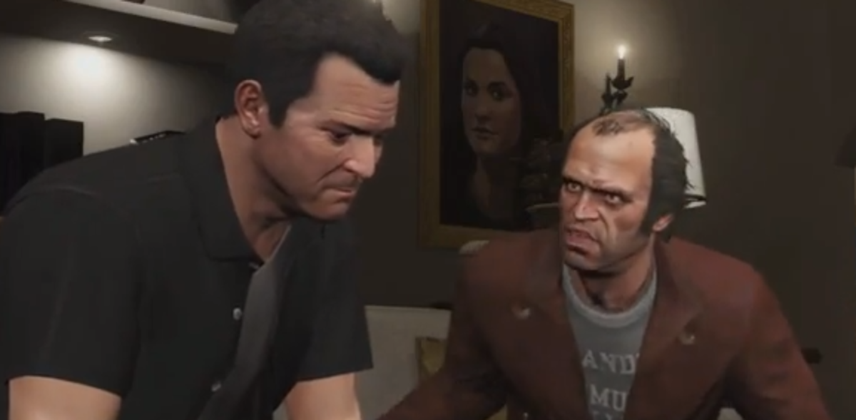 Grand Theft Auto V Walkthrough: Bury the Hatchet