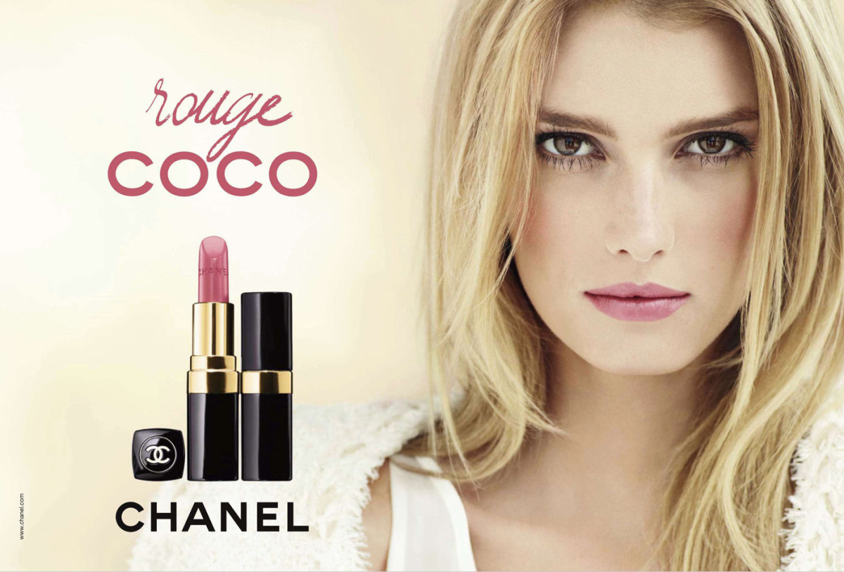 The look of Chanel today.
