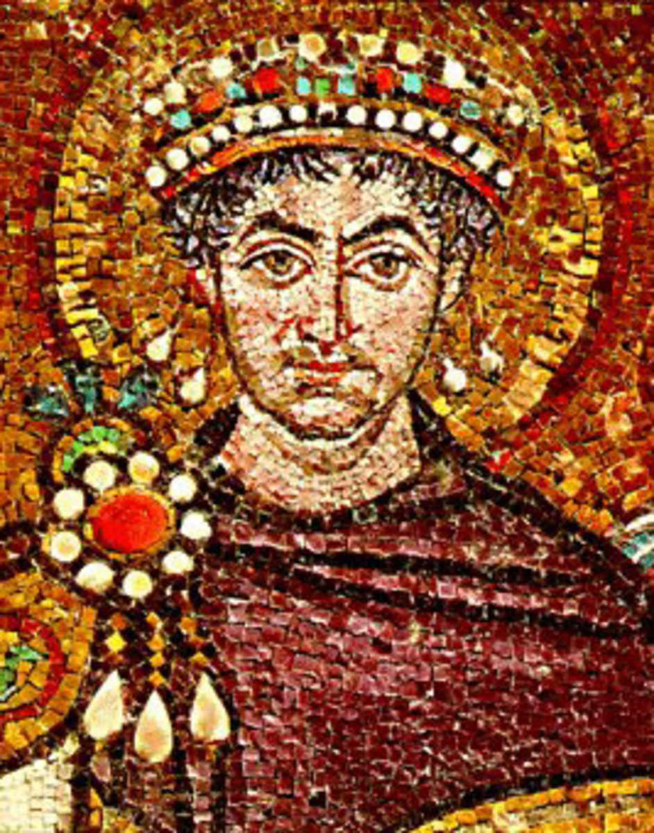 Imperial Purple - The Emperor Justinian