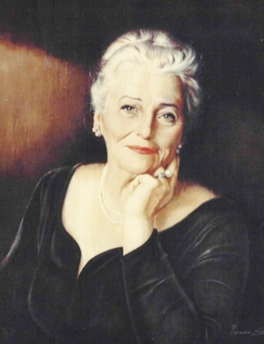 Pearl S. Buck, American Author of China