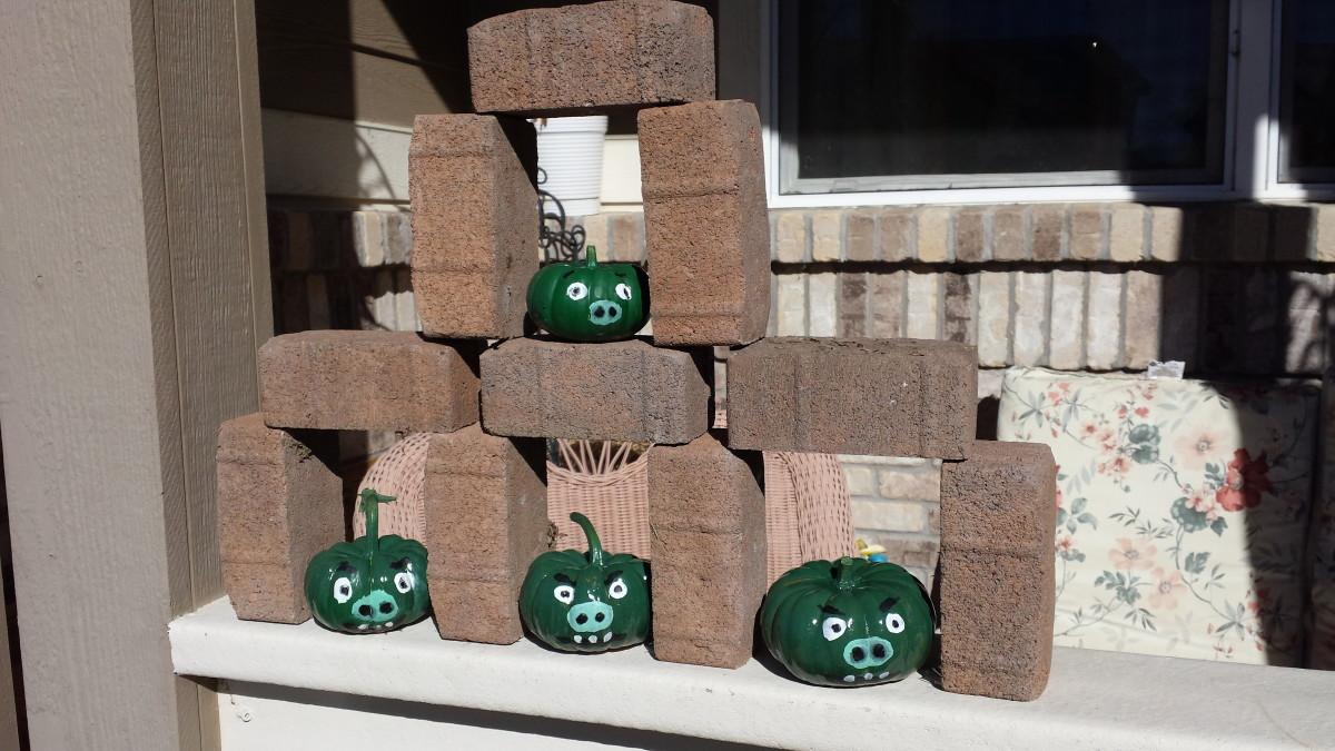 Piggie Pumpkins