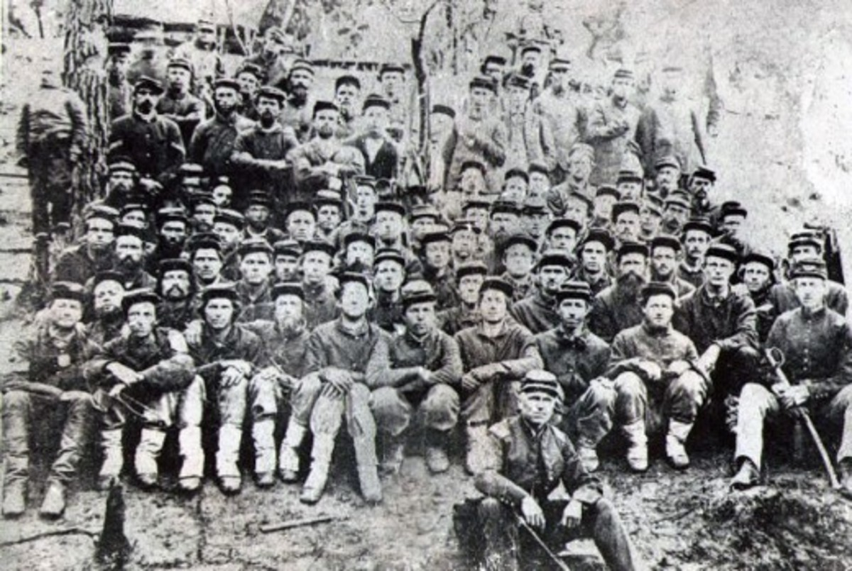 Company F, 38th Regiment, Pennsylvania Volunteers