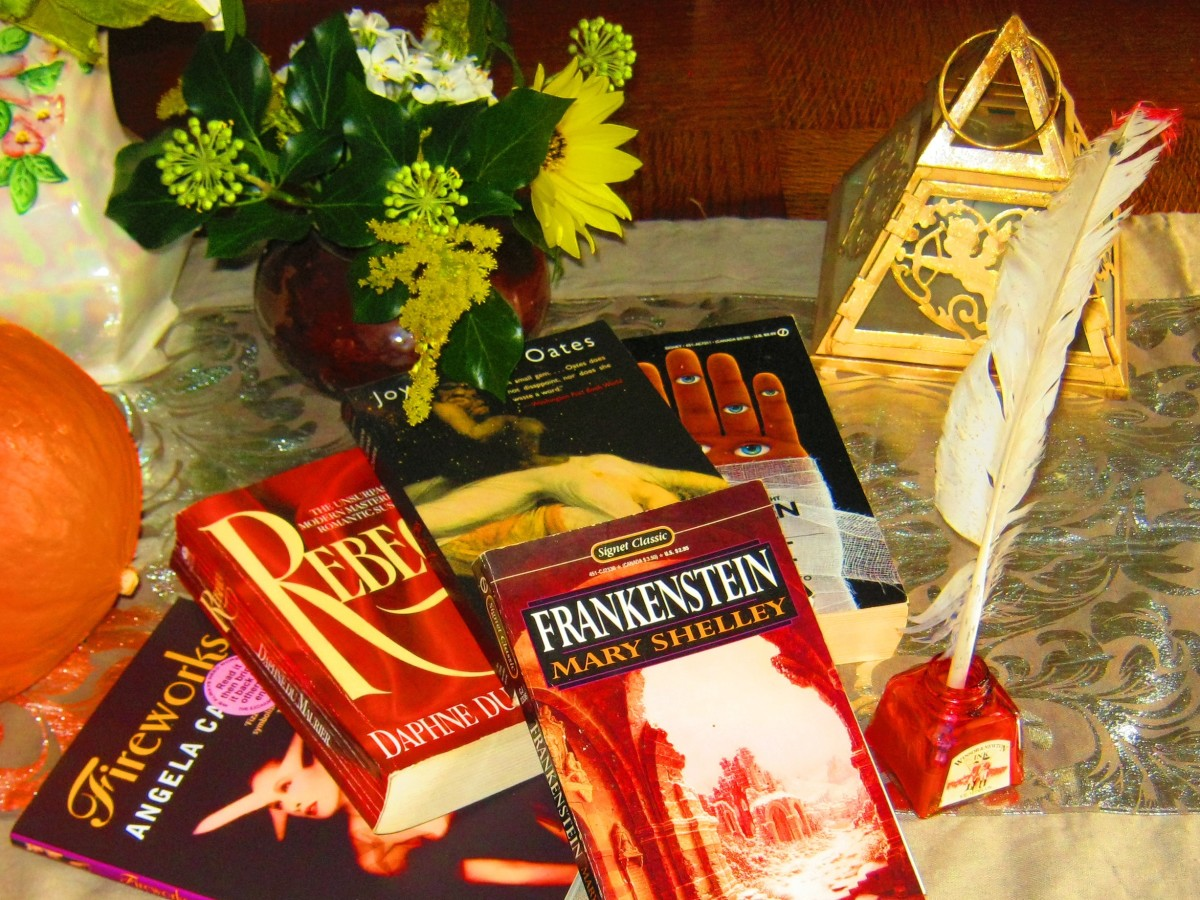 My favourite Gothic Novels