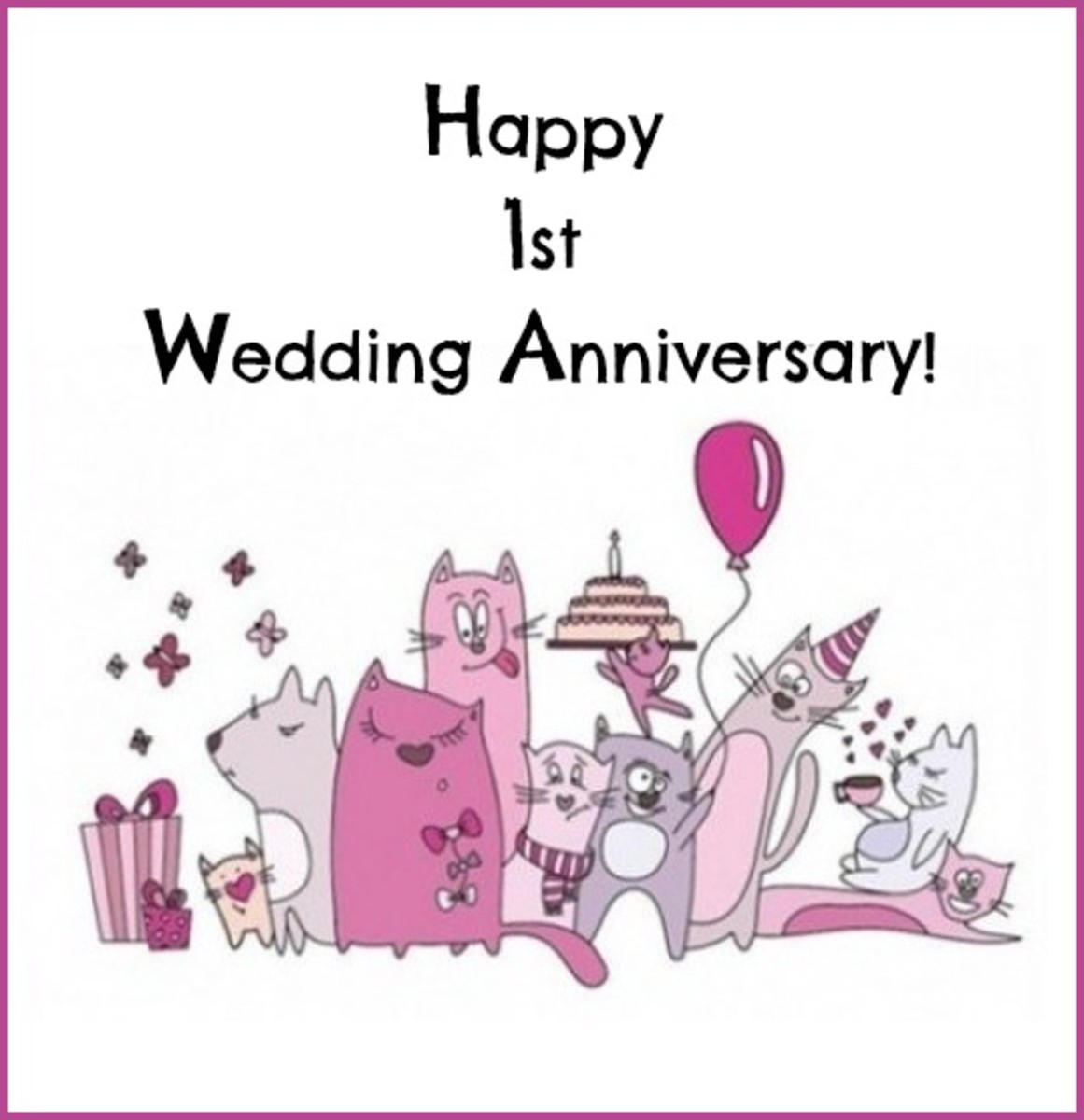 3rd Wedding Anniversary Gift Ideas For Couple : 1st ANNIVERSARY GIFTS 75 One Year Anniversary Ideas
