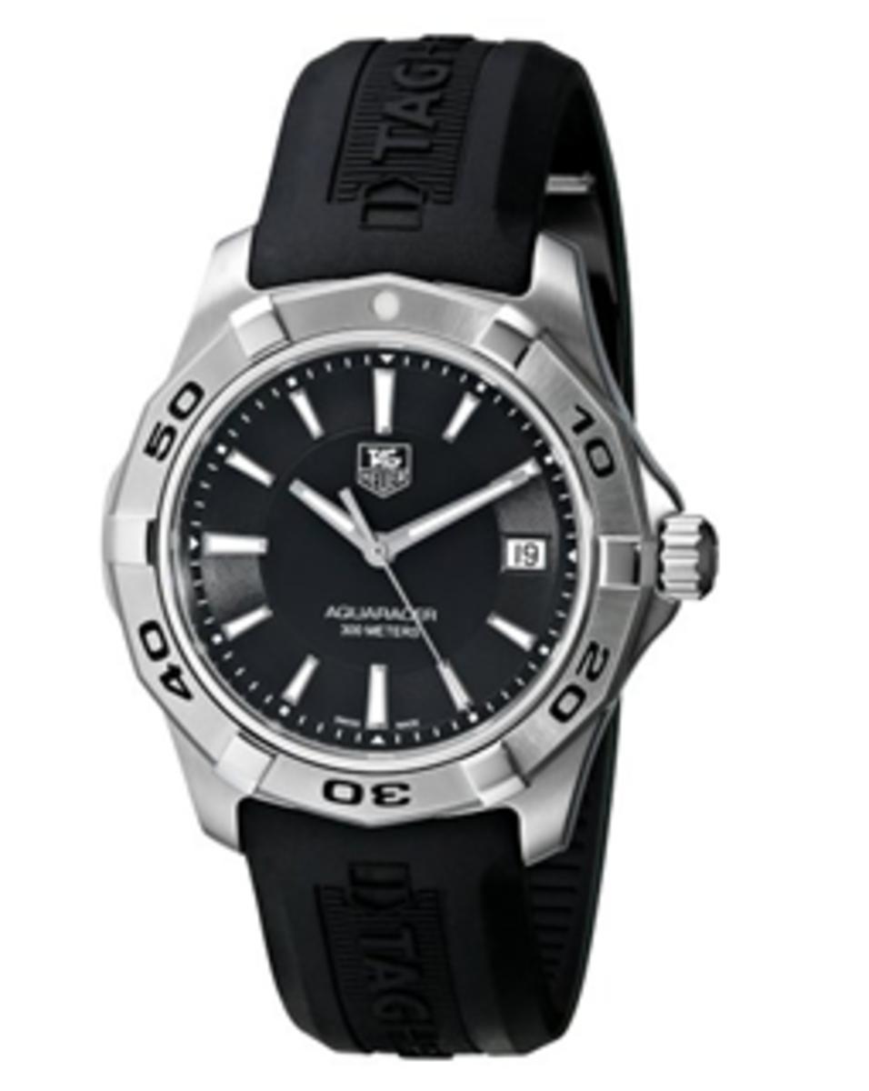TAG Heuer Aquaracer Black Watch