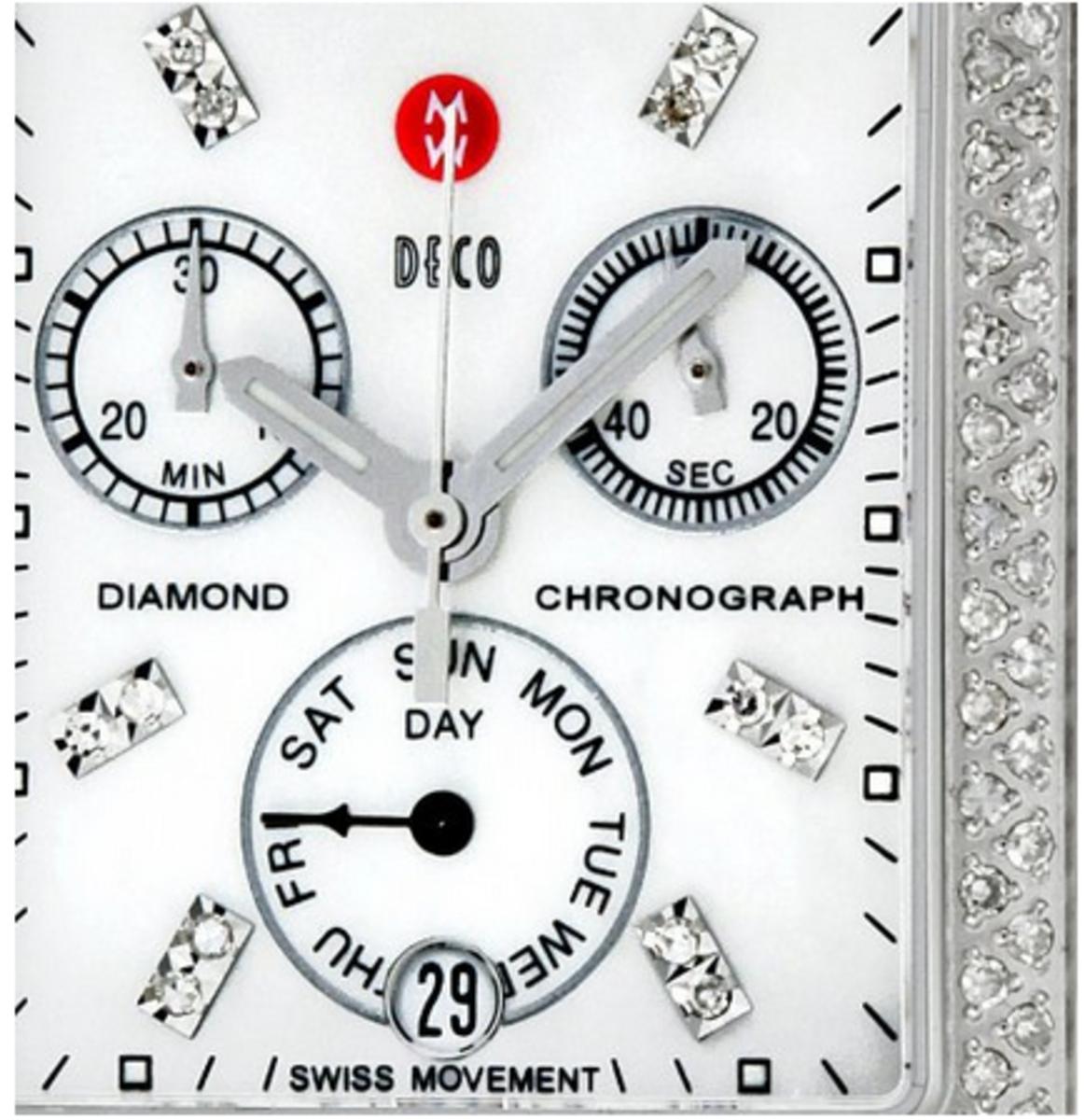 Michele Watch With 120 Diamonds