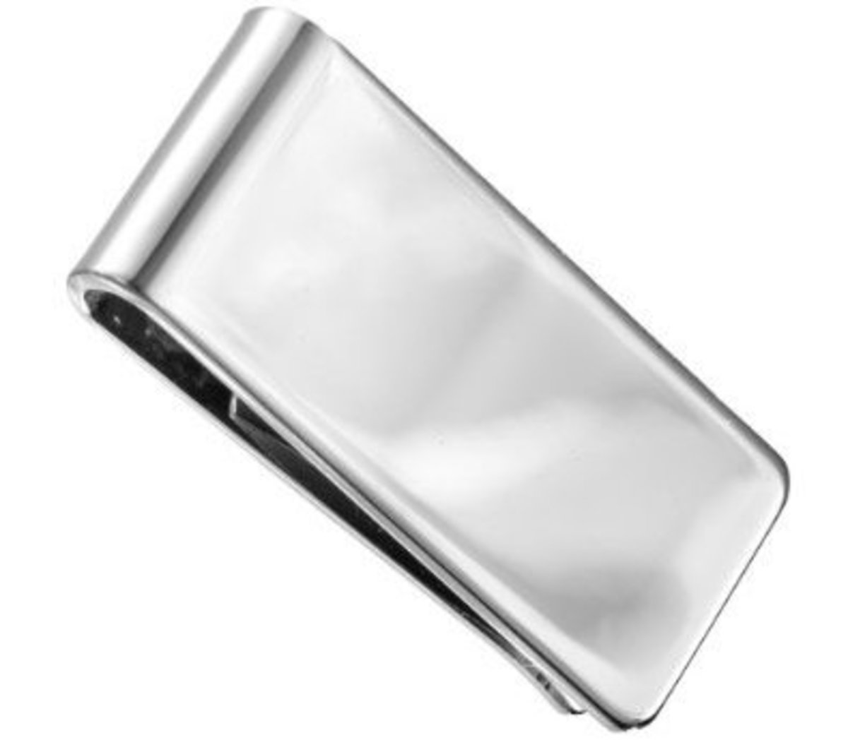 Sterling Silver Money Clip Gift