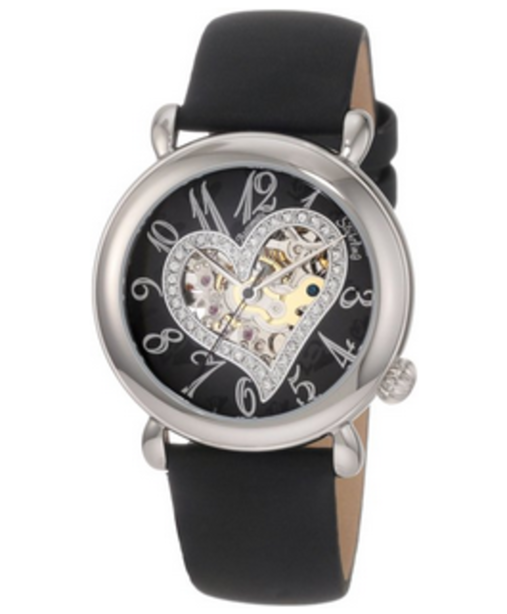 Stührling Diamond Watch Anniversary Gift