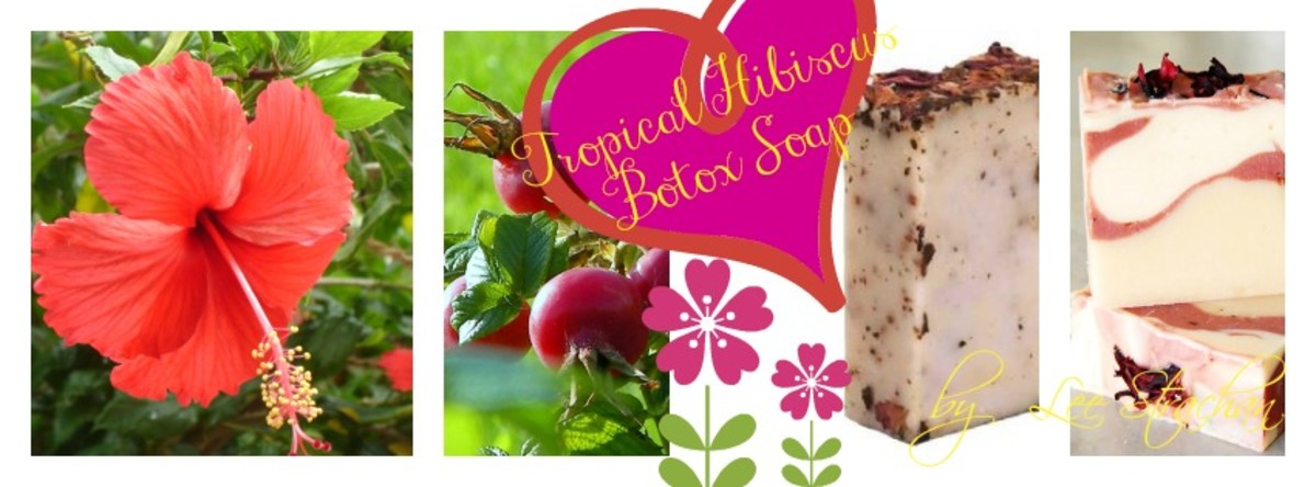 How to make a Natural Botox Soap