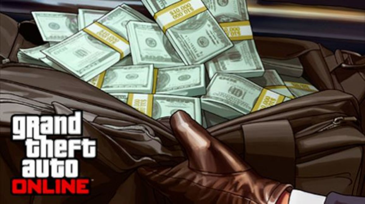 Grand Theft Auto Online: Quickest Ways to Make Money (GTA V Fast Cash)