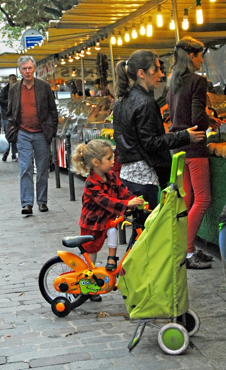 Funky Shopping Trolley