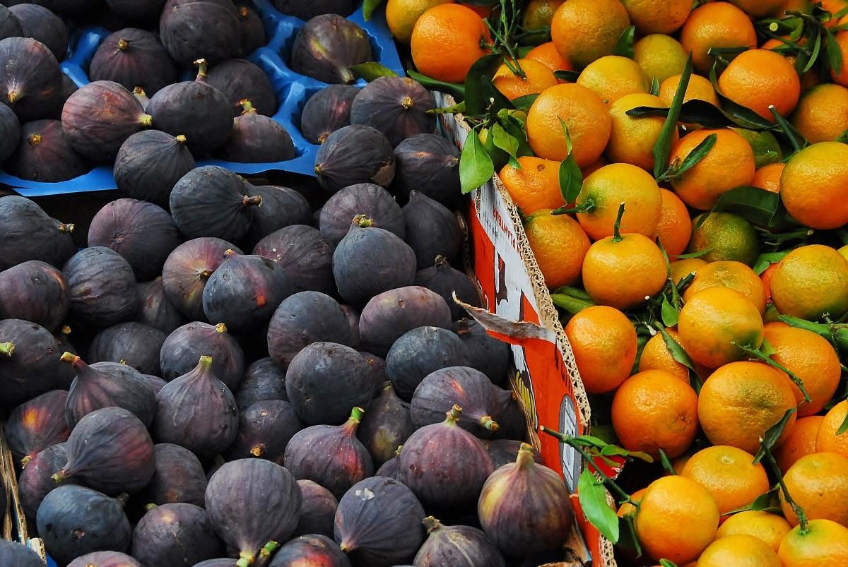 Figs & Tangerine