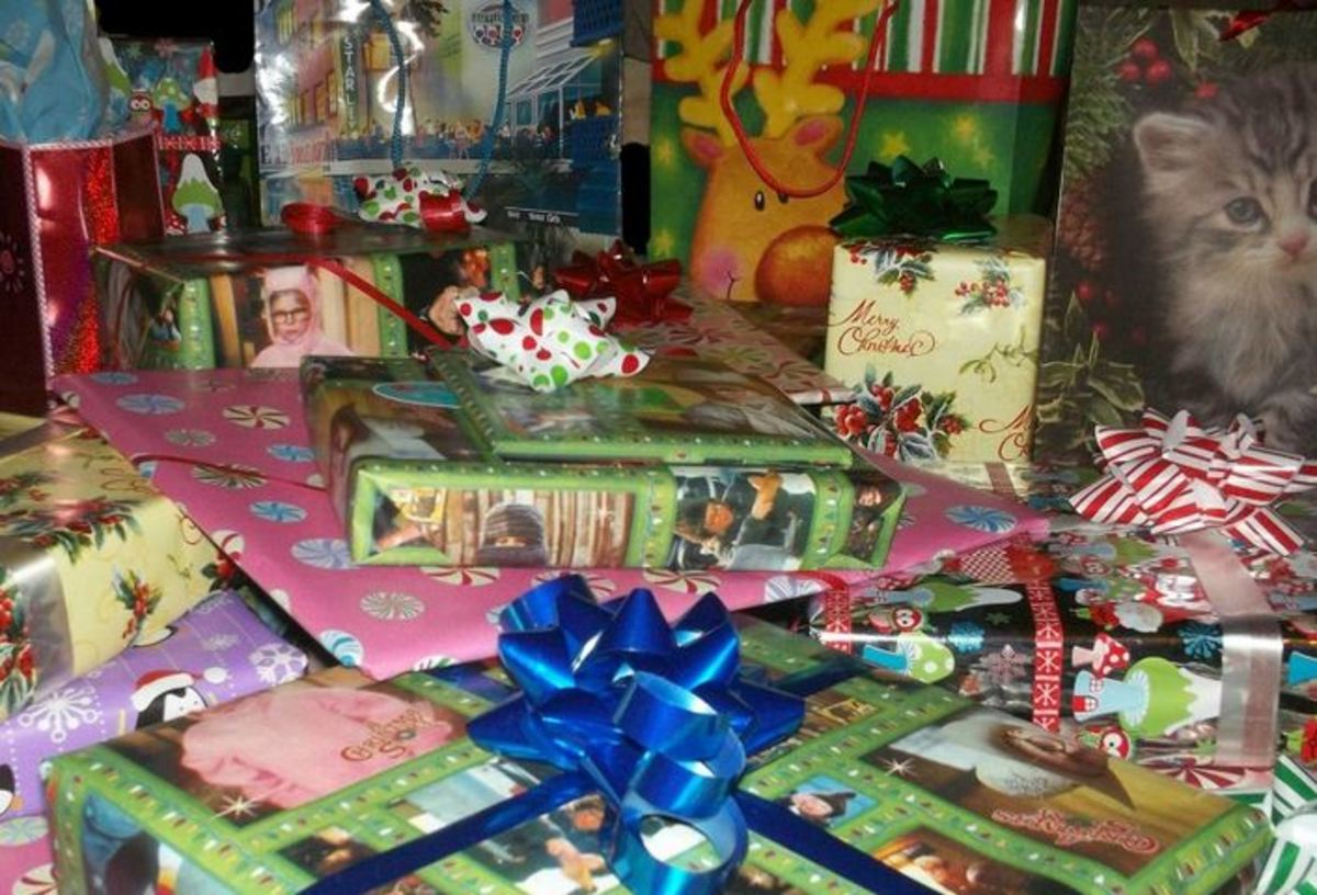 Christmas shopping ideas on a tight budget for Christmas present ideas on a budget