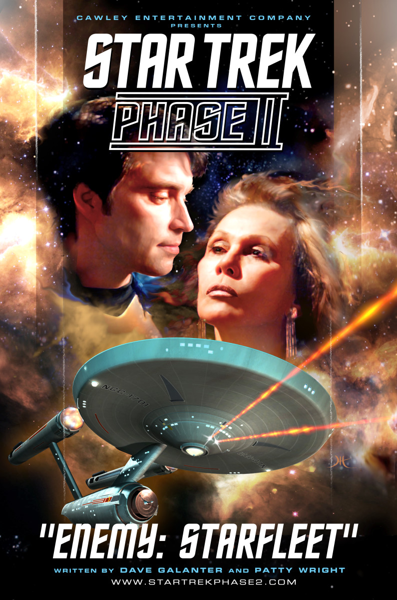 Star Trek: Phase II vs. Star Trek Continues