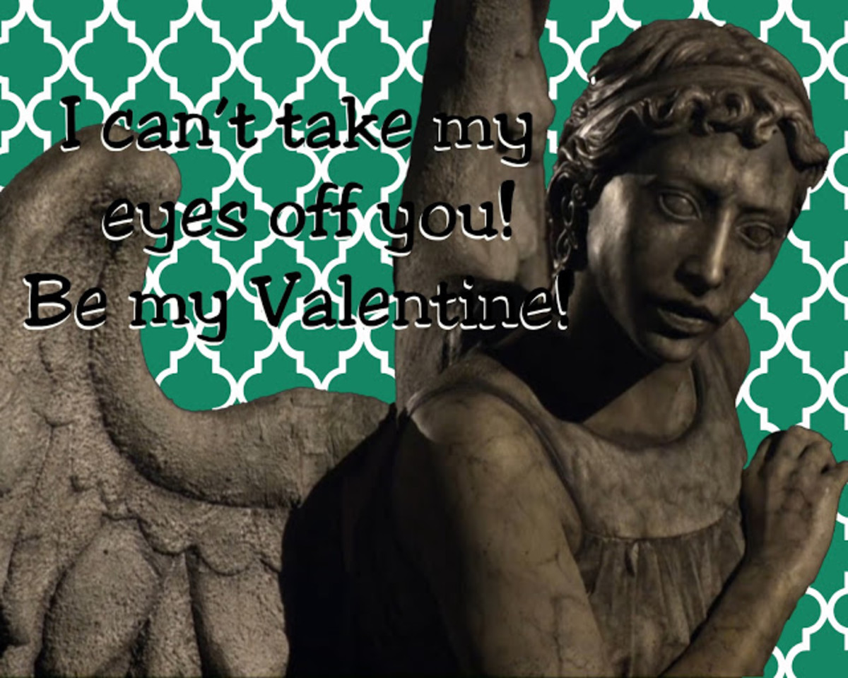 Weeping Angels For Lovers