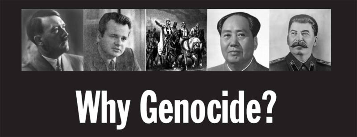 European Genocide in the Twentieth Century