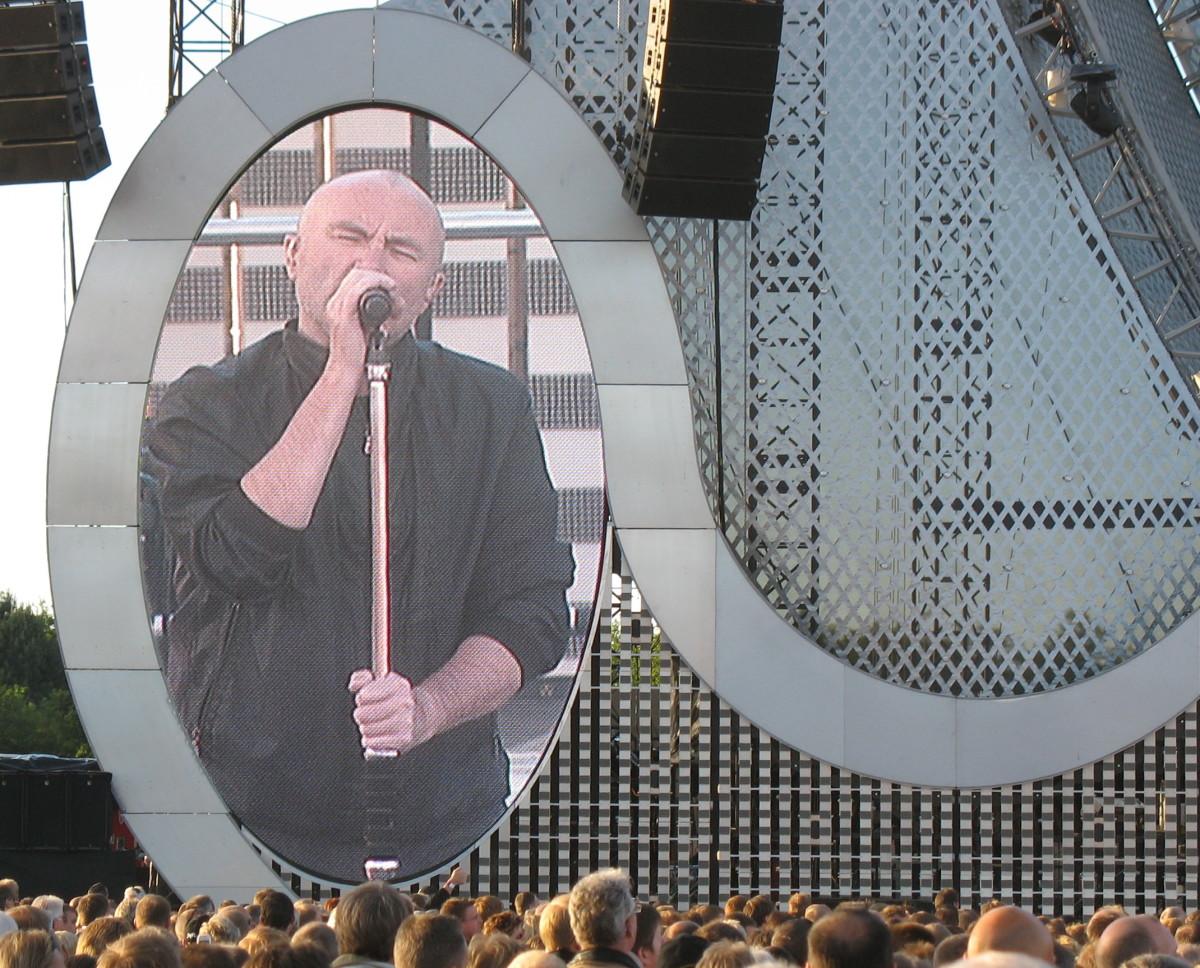 Genesis in Denmark - Phil Collins (2007)