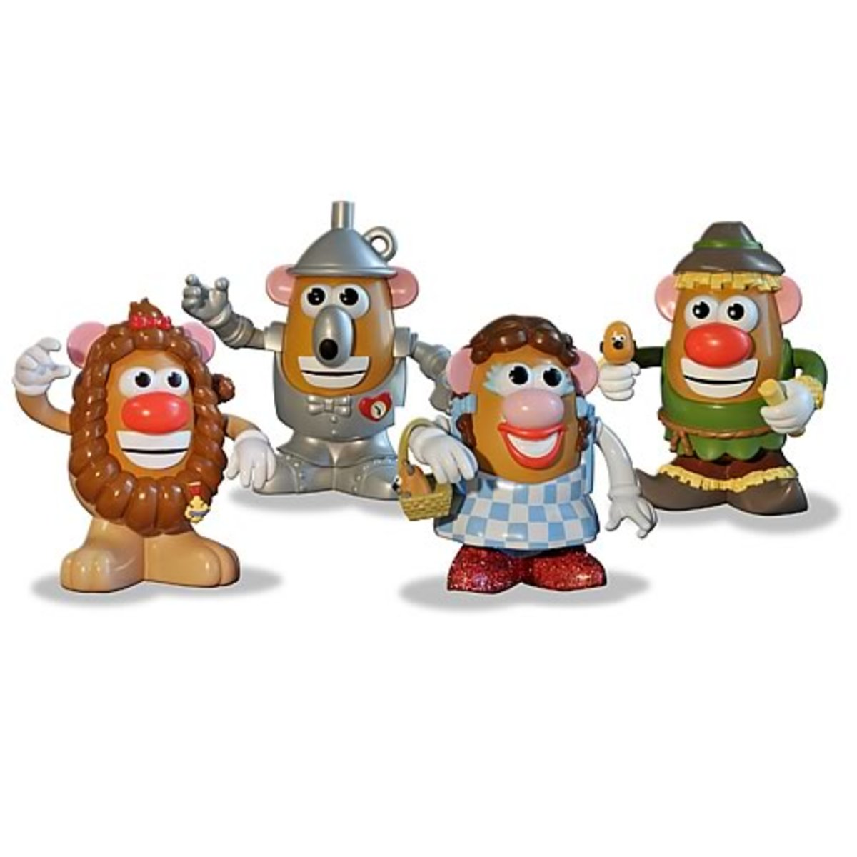 The Wizard of Oz Dorothy And Friends Mr. Potato Head