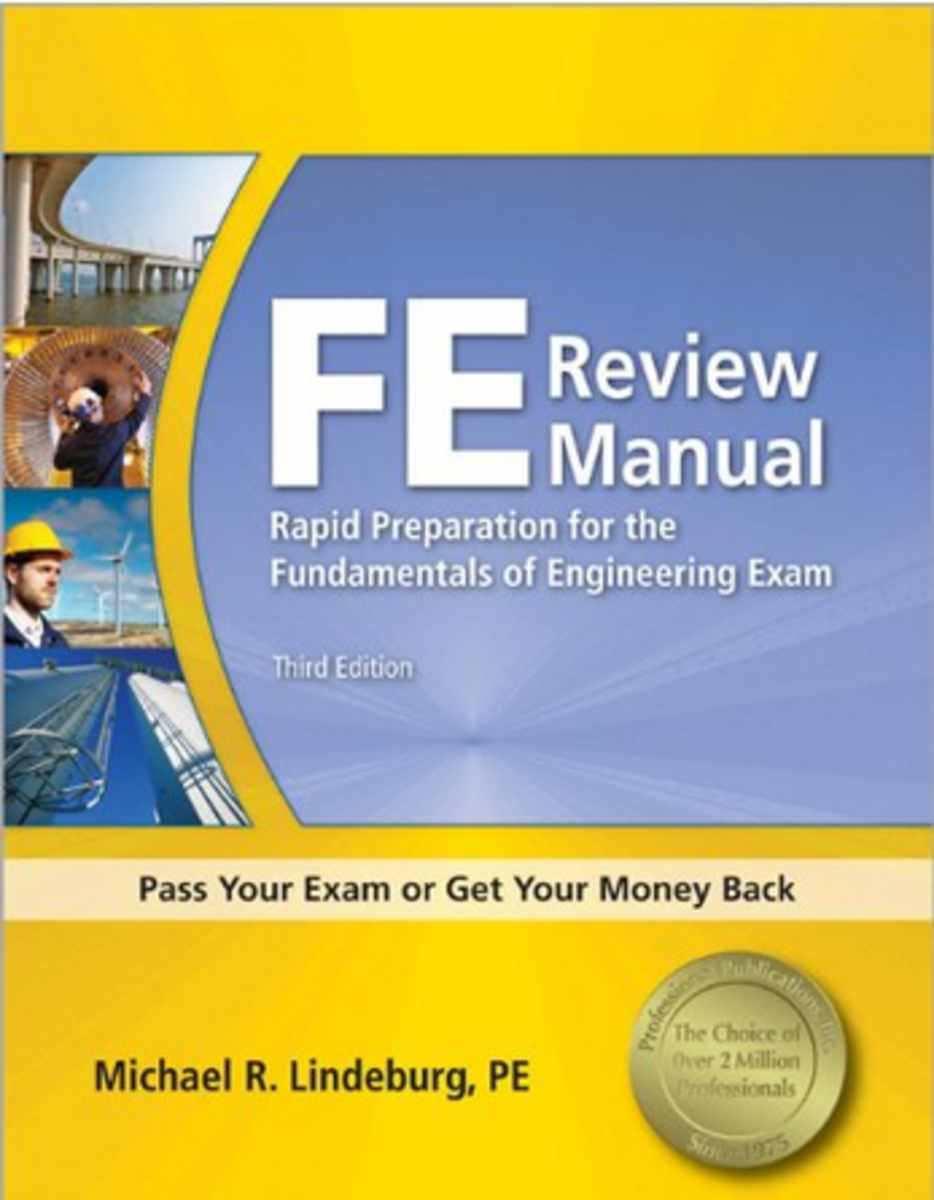 The most popular review tool for the FE Exam.