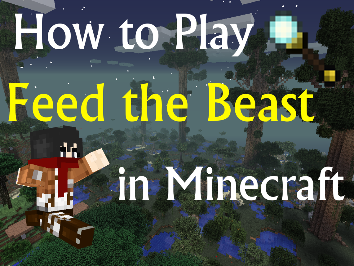 How to Play Feed the Beast in Minecraft