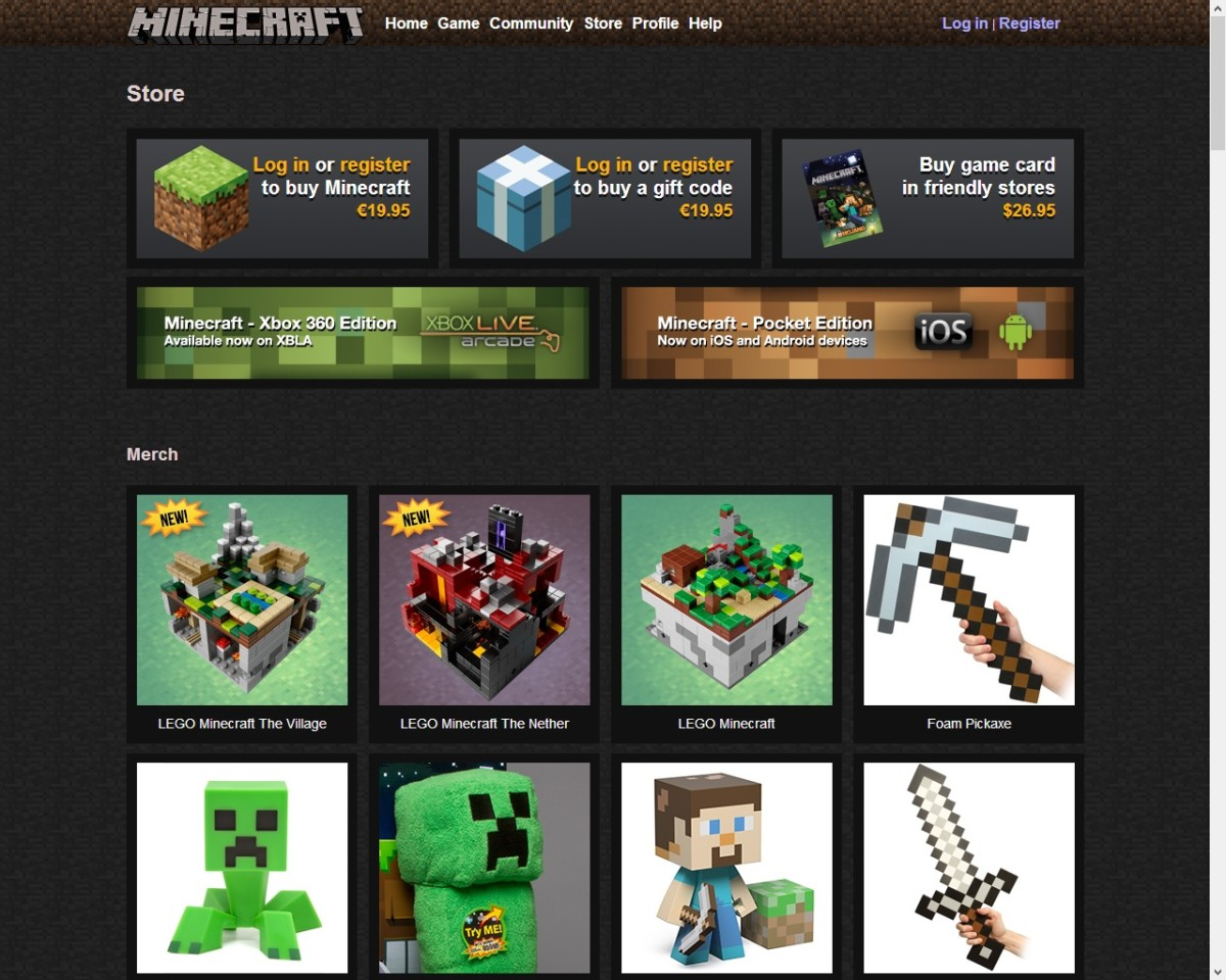 Players need a legal copy of Minecraft to play all of the Feed the Beast modpacks.