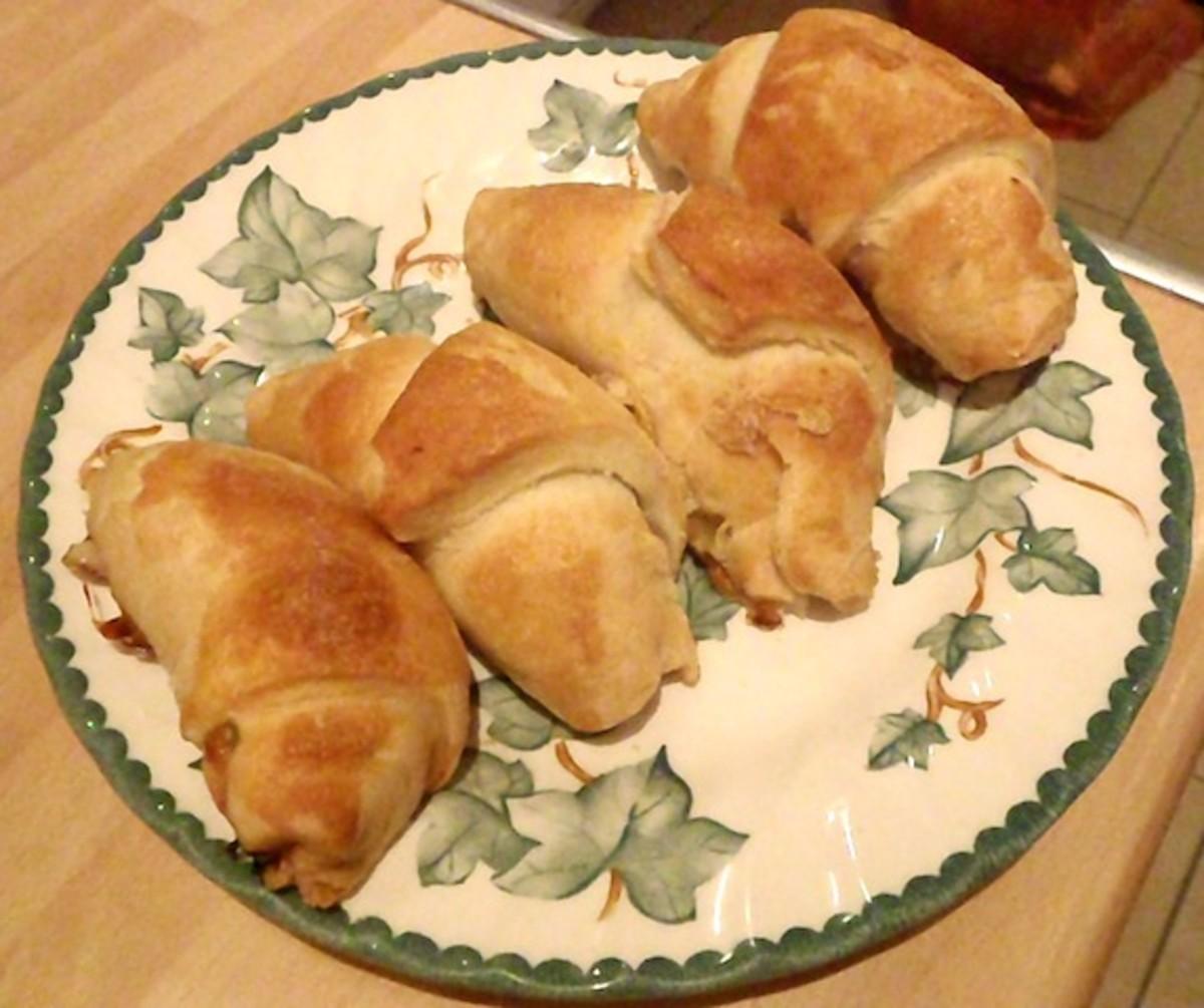 Apple Croissants