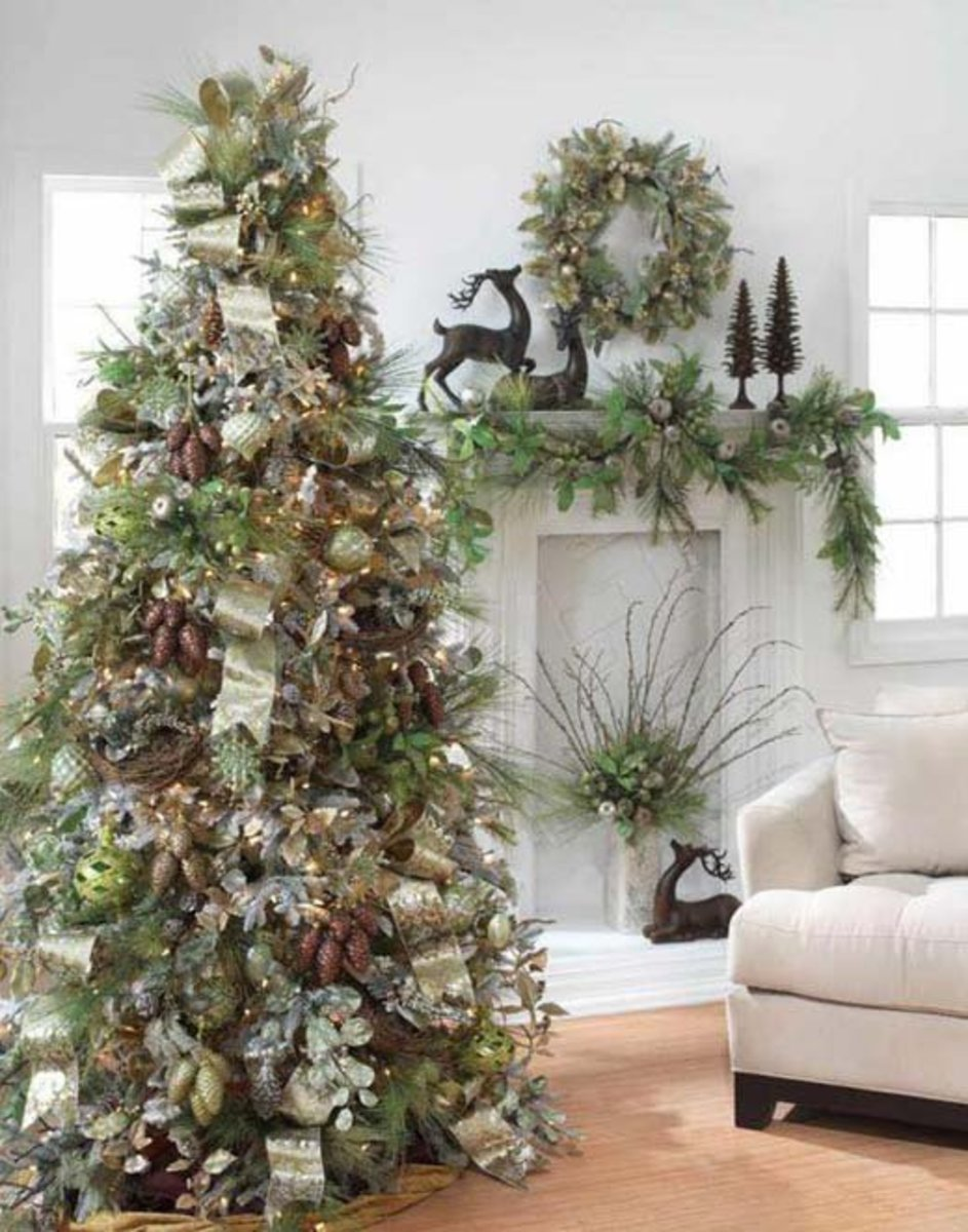 Natural Christmas Ornaments