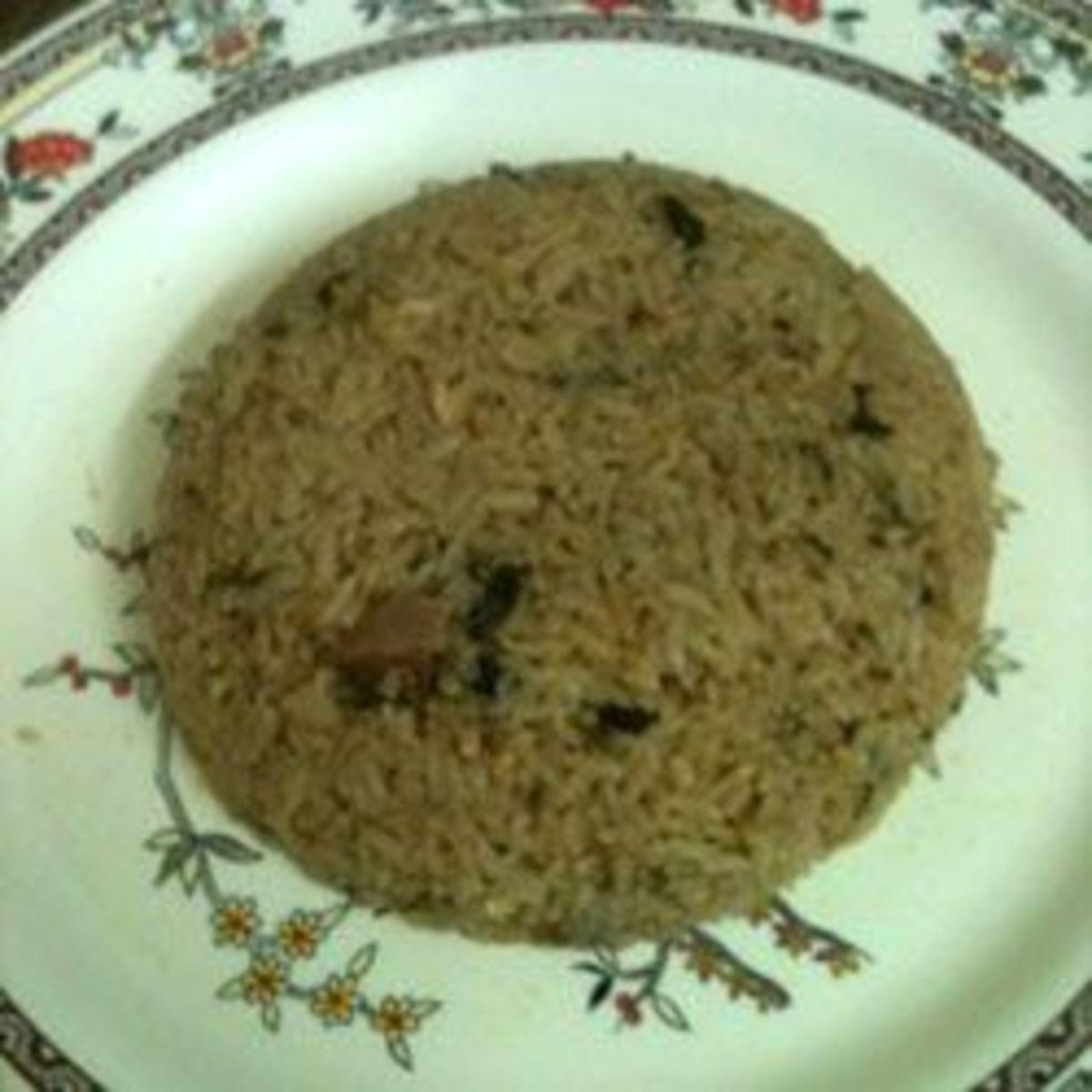 Famous Dindigul Biryani -  South Indian Mutton Biryani