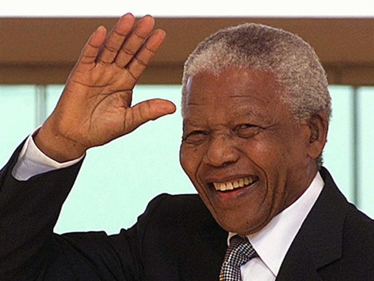 The ANC, Nelson Mandela, CIA and Project MK-Ultra | HubPages